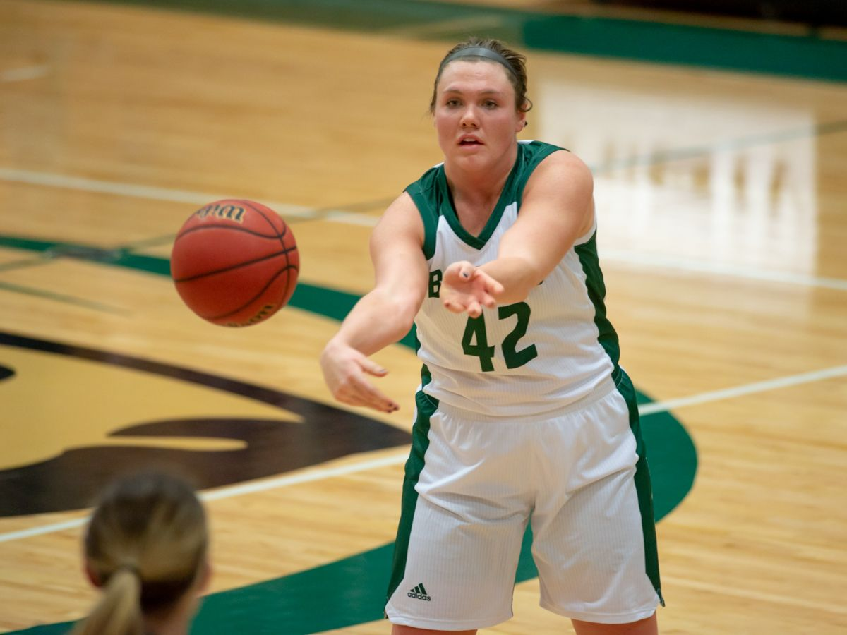Bray records career high 24 points while tying BSU free throw record