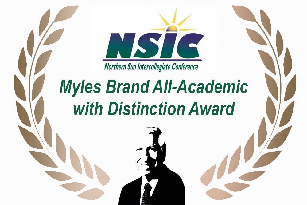 NSIC tabs seven for Myles Brand All-Academic with Distinction Award