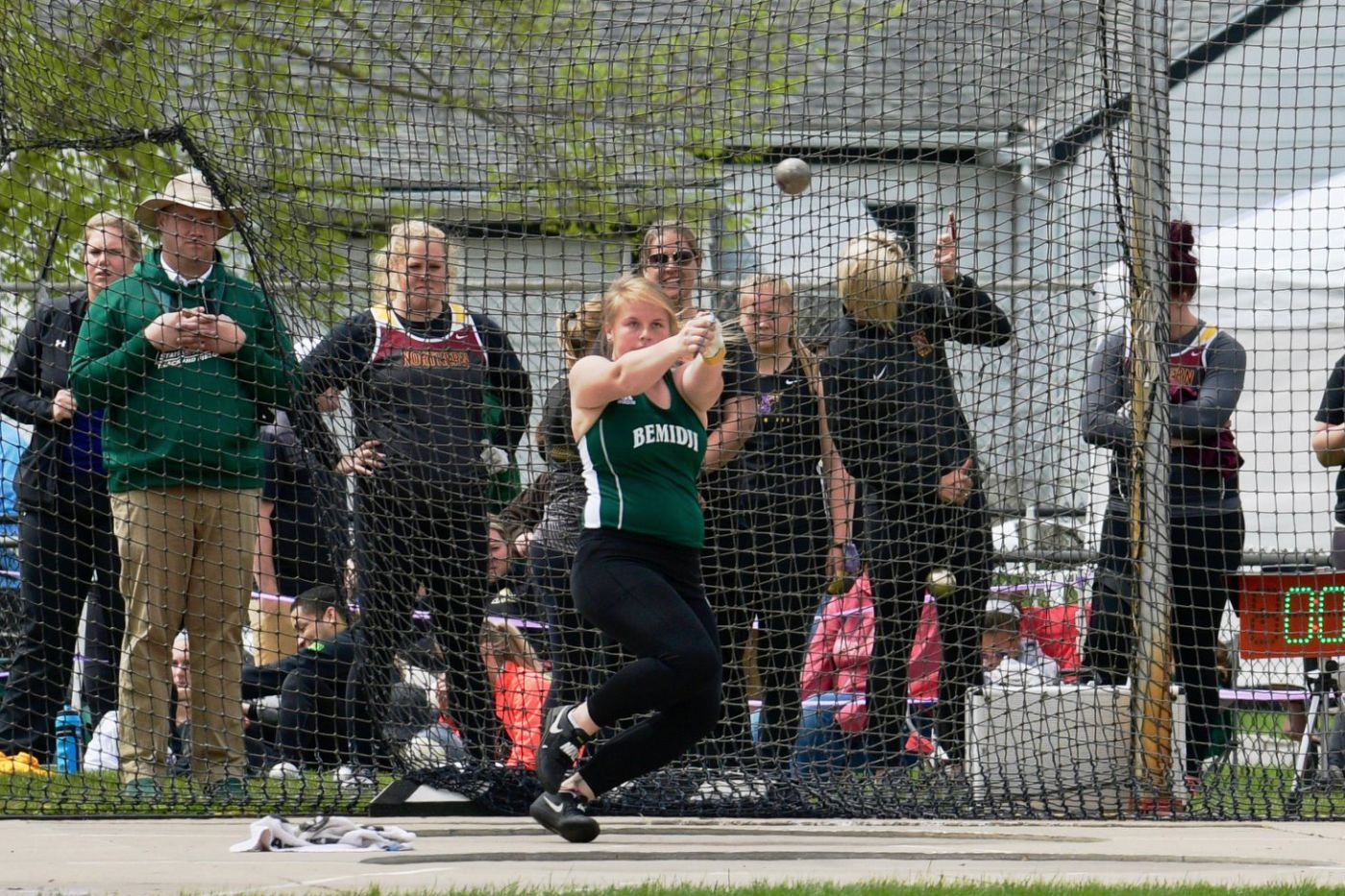Record-breaking 4x100-meter performance paces BSU at NSIC Championships