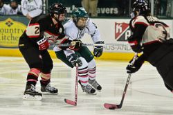 WHockey vs. St. Cloud State (10/13/12)