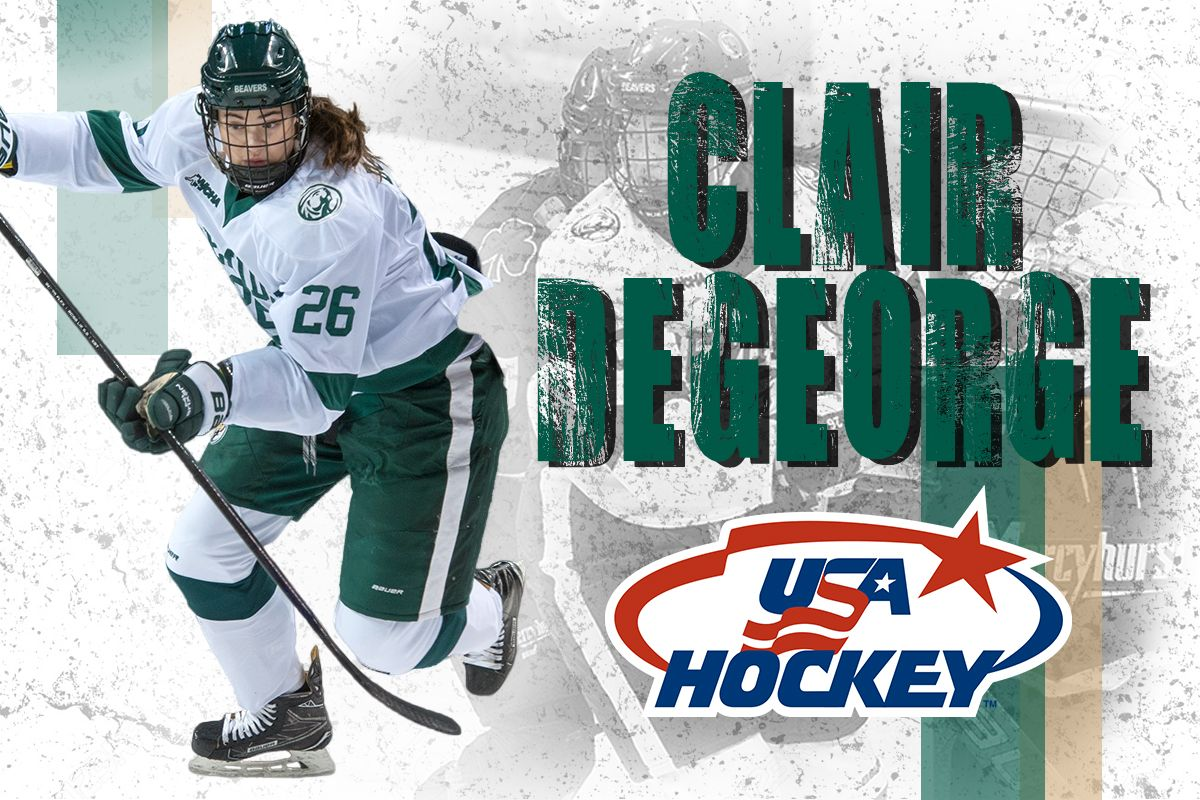 DeGeorge selected to 2018 U.S. Women's National Team Evaluation Camp