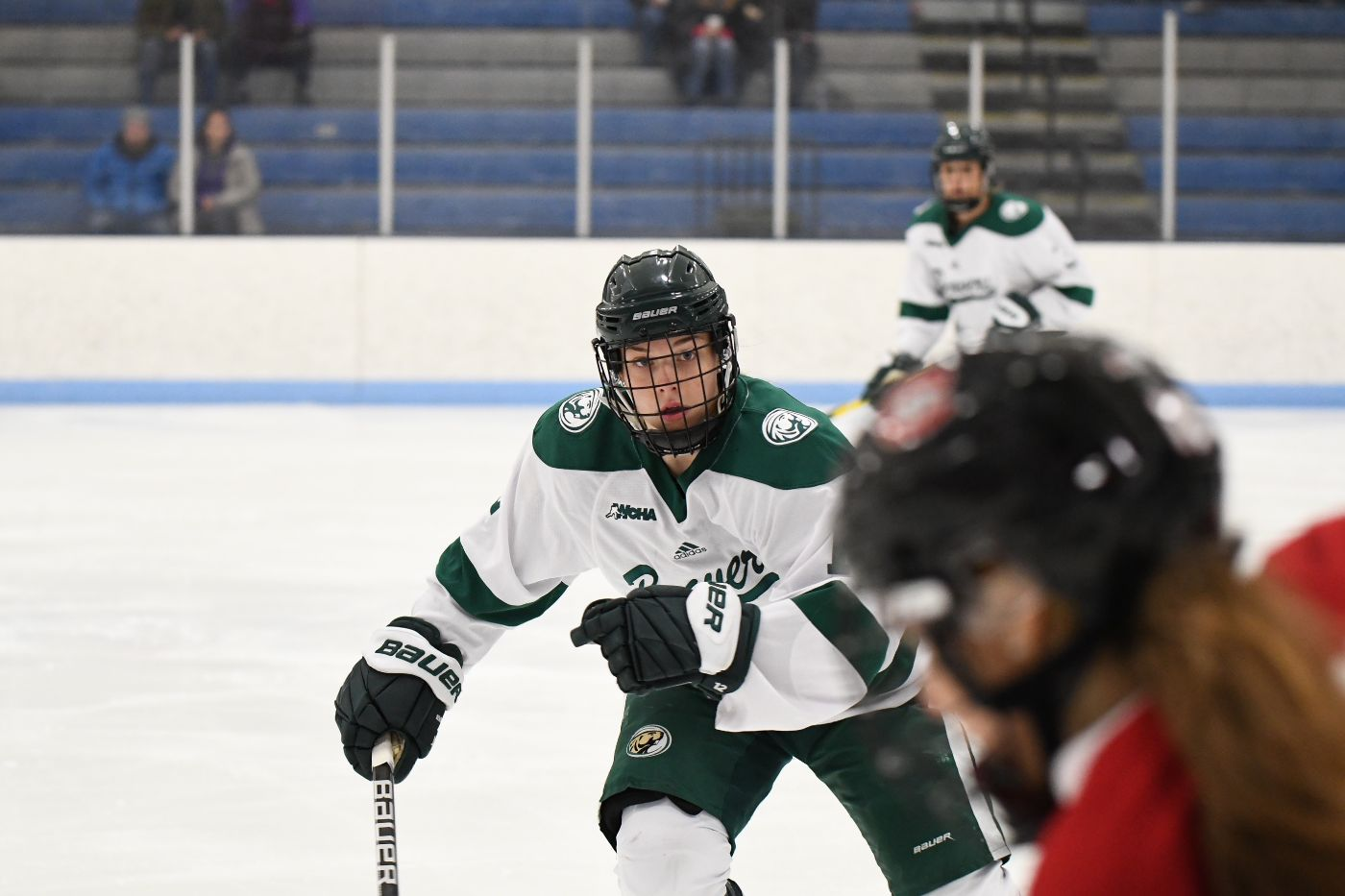 Bemidji State falls to St. Cloud State in U.S. Hockey Hall of Fame Game