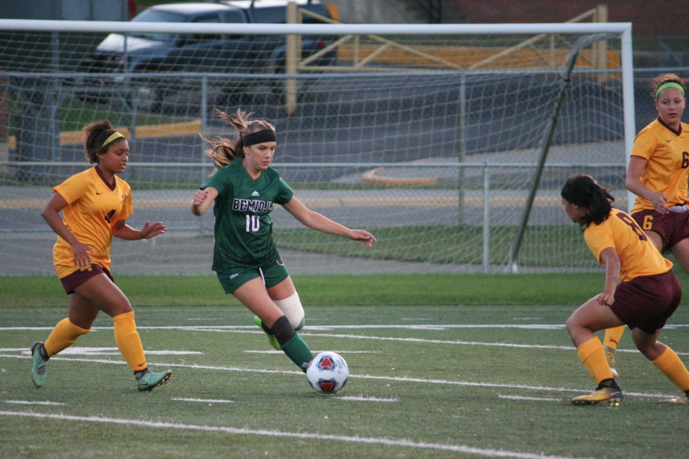 Bemidji State nets three goals to win NSIC opener over Minnesota Crookston