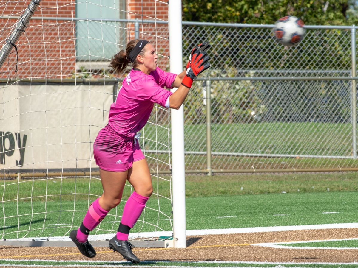 BSU wraps up road trip with 2-0 shutout at Winona State