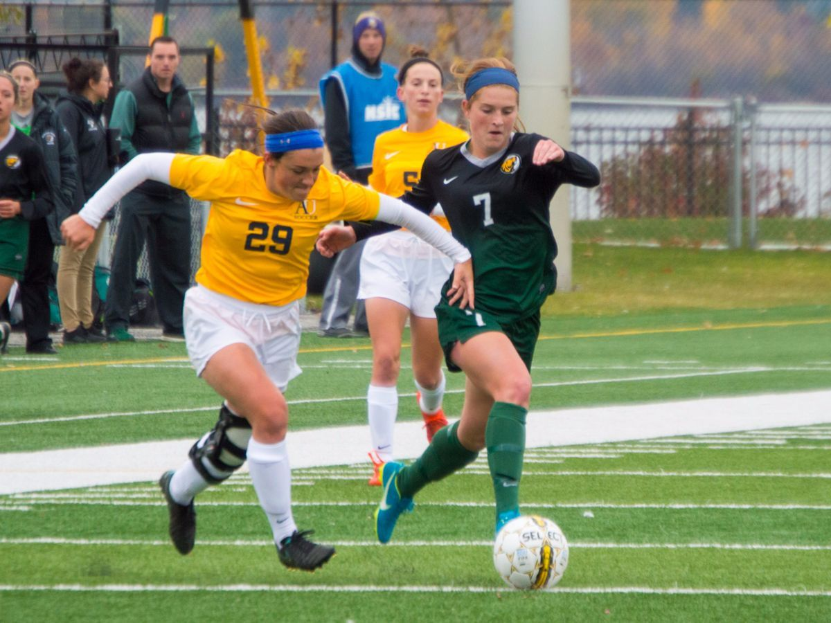 Beavers and Vikings play to scoreless double overtime tie