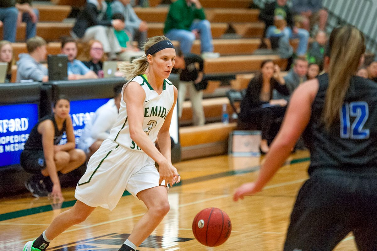 Bemidji State hosts U-Mary, Minot State in final weekend of games