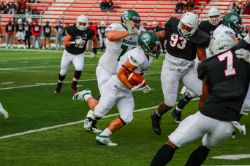 Football at Minot State (11/16/19)
