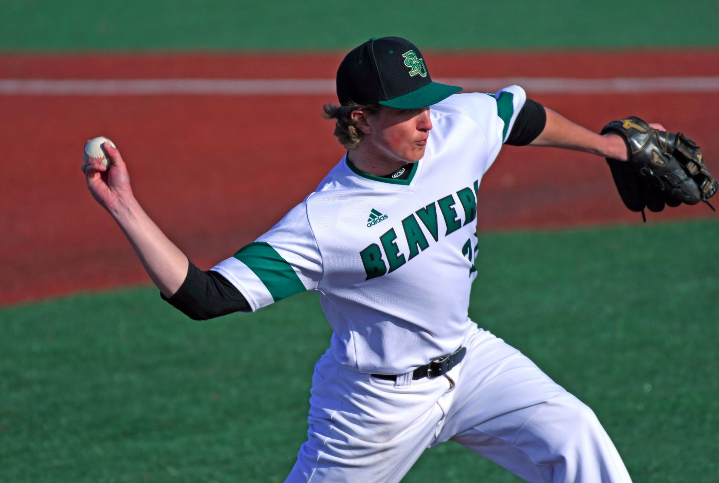 Baseball taken down in doubleheader Tuesday against St. Cloud State