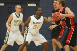 MBasketball vs St. Cloud State at NCAA (March 10, 2012)