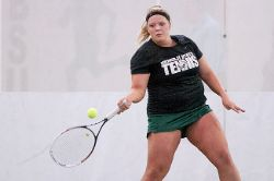 Tennis vs. Sioux Falls (2/28/15)