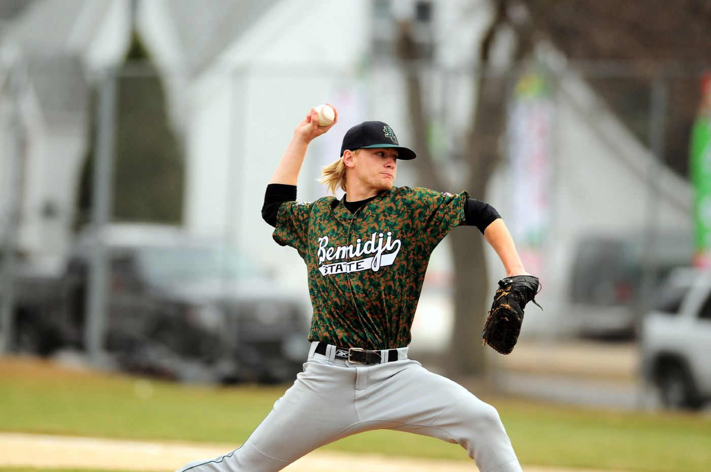 Hadden throws strong game one, BSU falls in sweep to MSSU