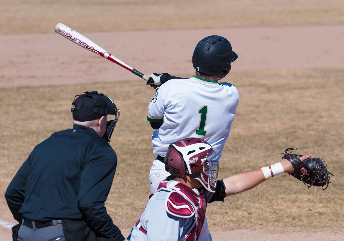 Nelson extends hitting streak as BSU Baseball drops first two NSIC games