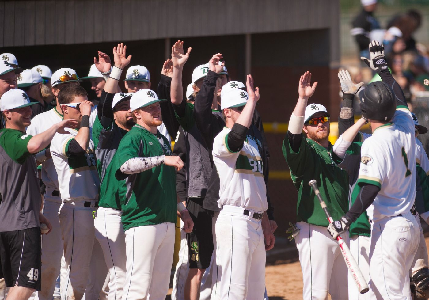 Beavers, Cougars move weekend series up one day