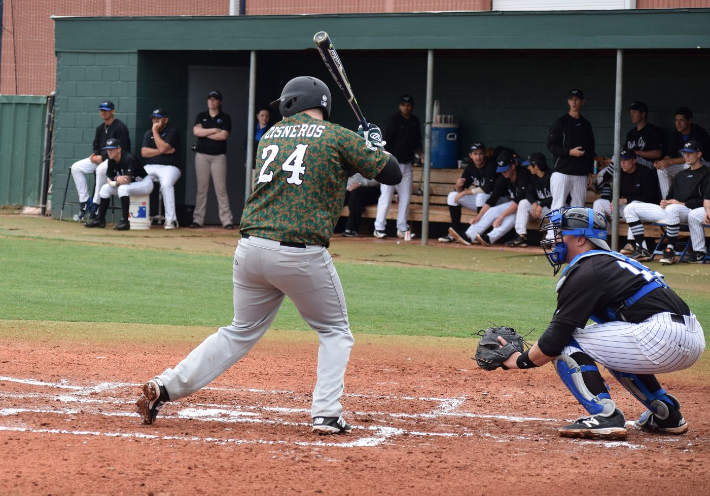 Beavers take day one sweep with emotional walk-off win