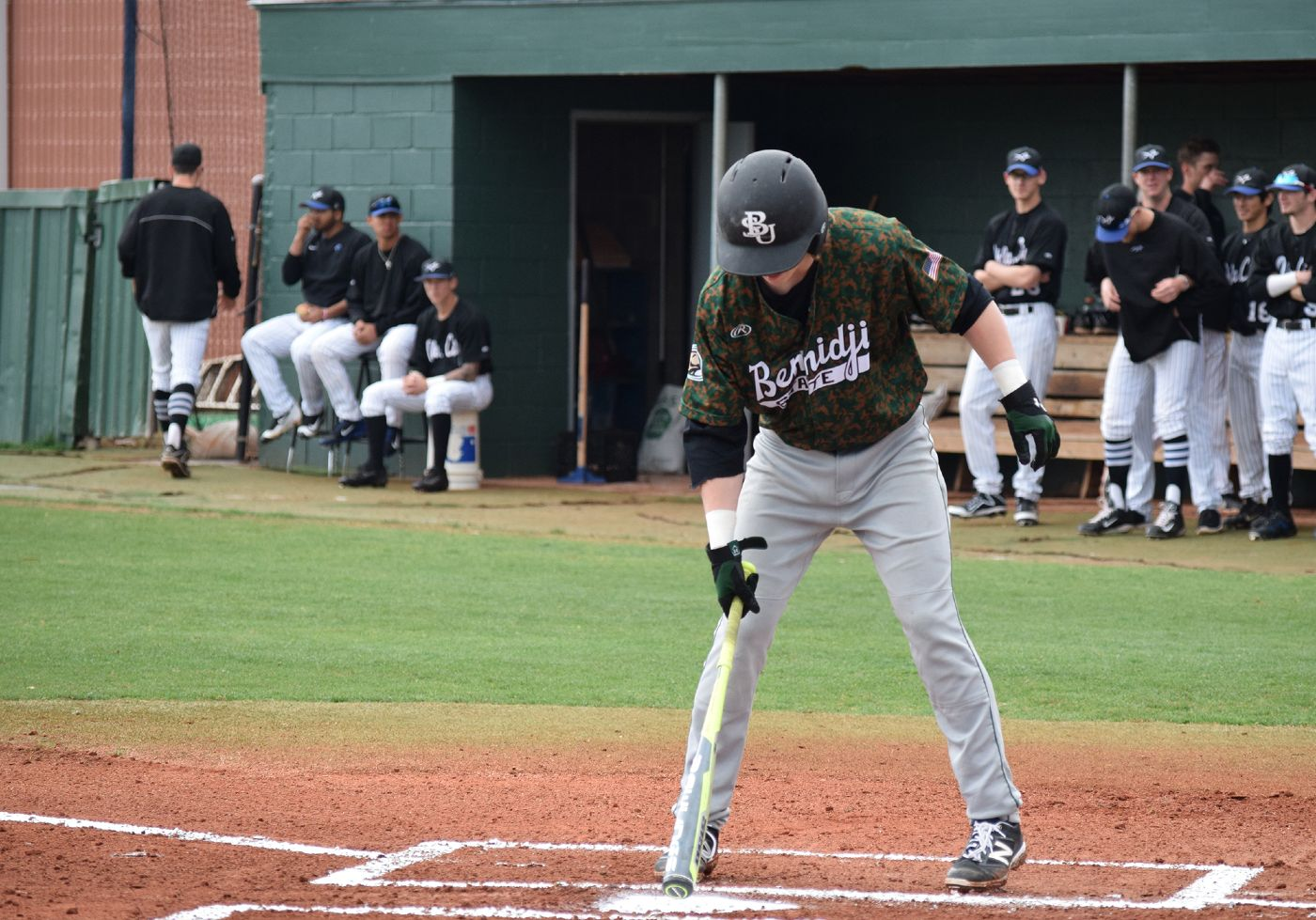 Ninth inning home run seals Beavers' road sweep over Wolves