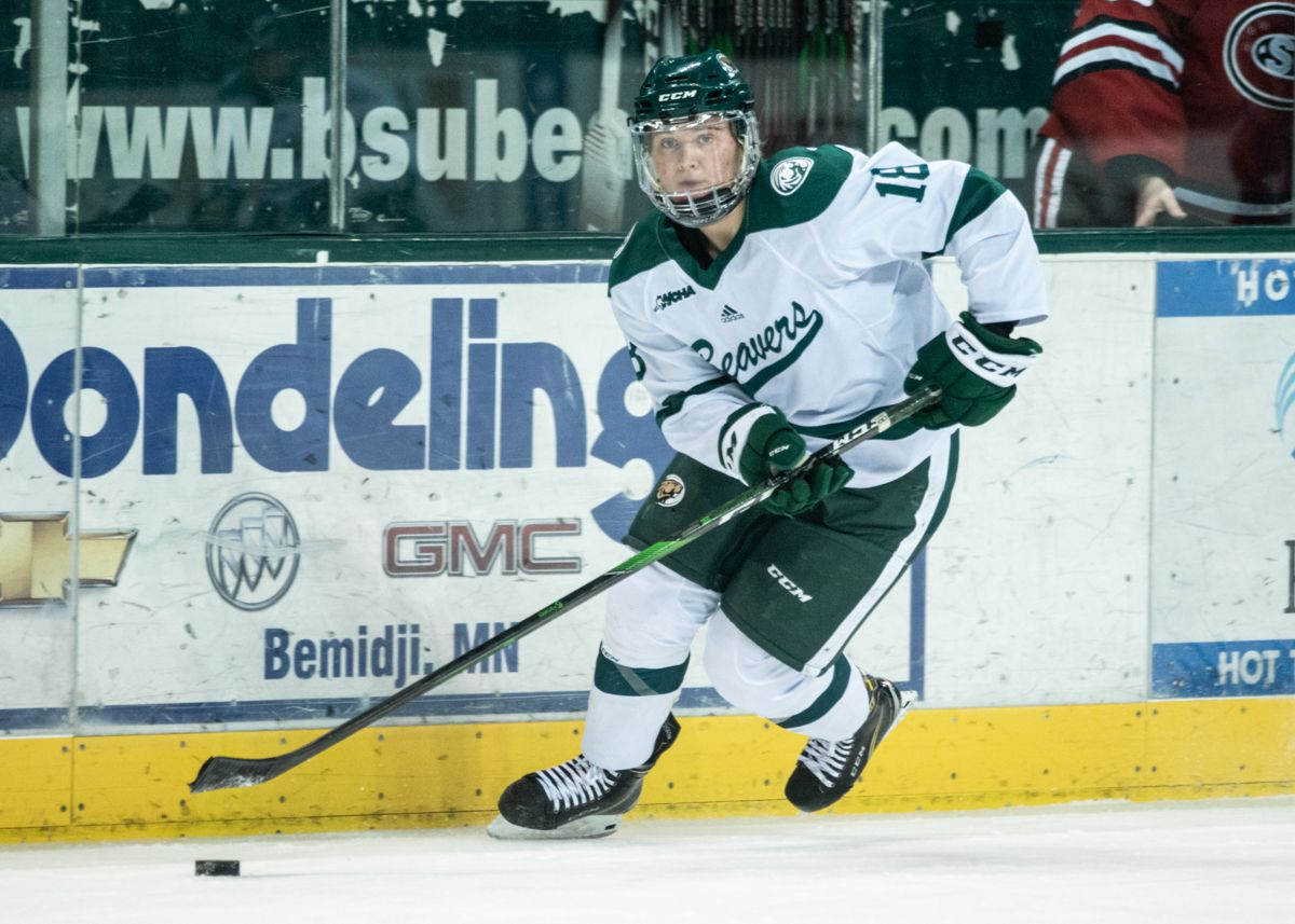 Beavers skate to 1-1 tie with Minnesota State; Mavericks earn extra point in 3-on-3 overtime
