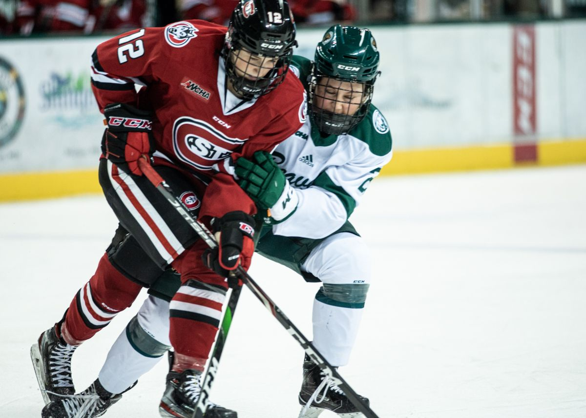 Beavers travel to St. Cloud State for regular season finale