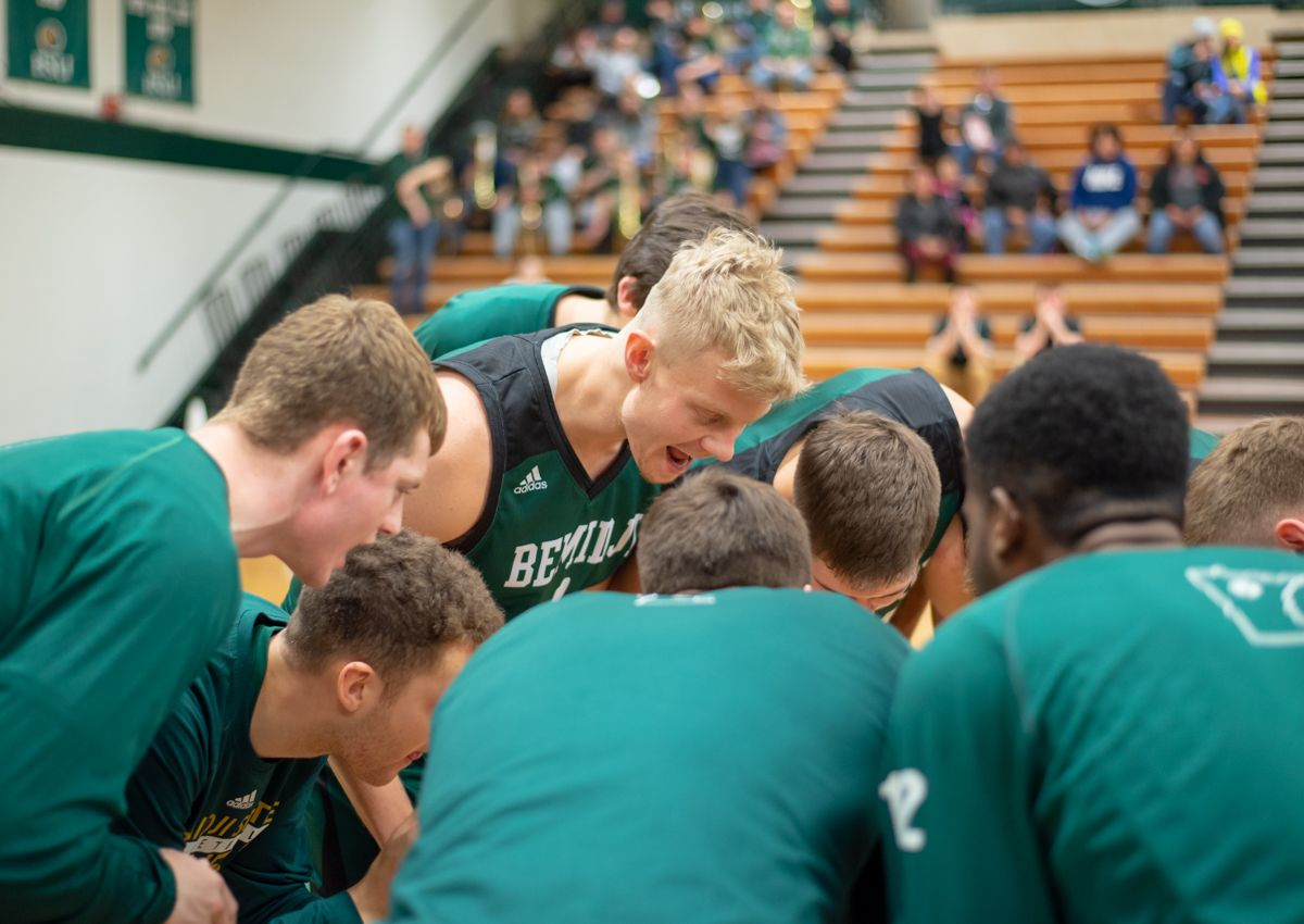 Men's Basketball wraps up home schedule versus U-Mary, Minot State