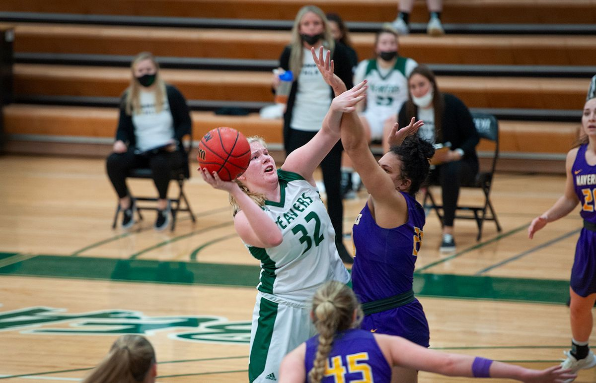 Bachmann, Heittola combine for 36 points in Beavers' 63-62 loss to Mavericks