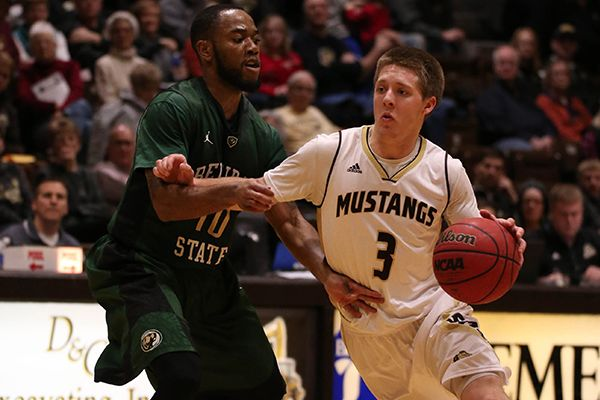 Opening second-half run leads to 90-62 loss for Beavers at Cougars
