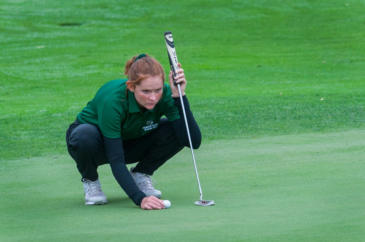 BSU Women's Golf finishes sixth at Wildcat Classic