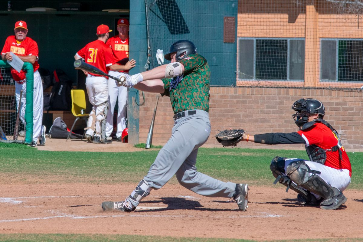 Baseball scores early despite NSIC-opening losses to (RV) Augustana