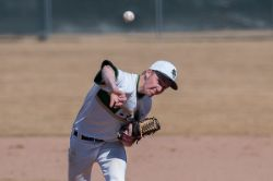 Baseball vs. Northern State (March 31, 2015)