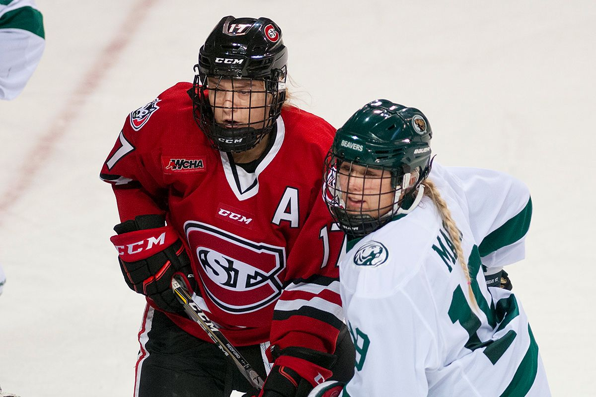 Beavers begin Thanksgiving break with non-conference bout at St. Cloud State