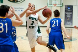 Women's Basketball vs Lakehead (11/3/11)