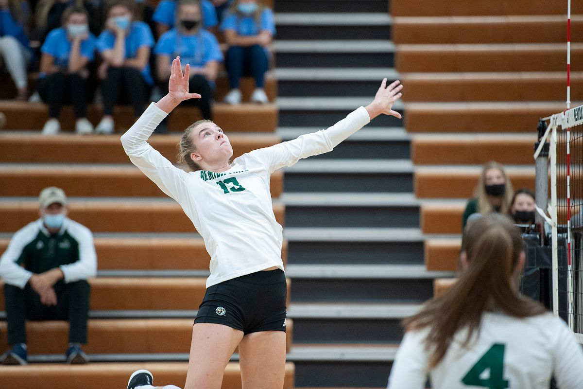 Beavers fall on the road at Augustana, 3-0