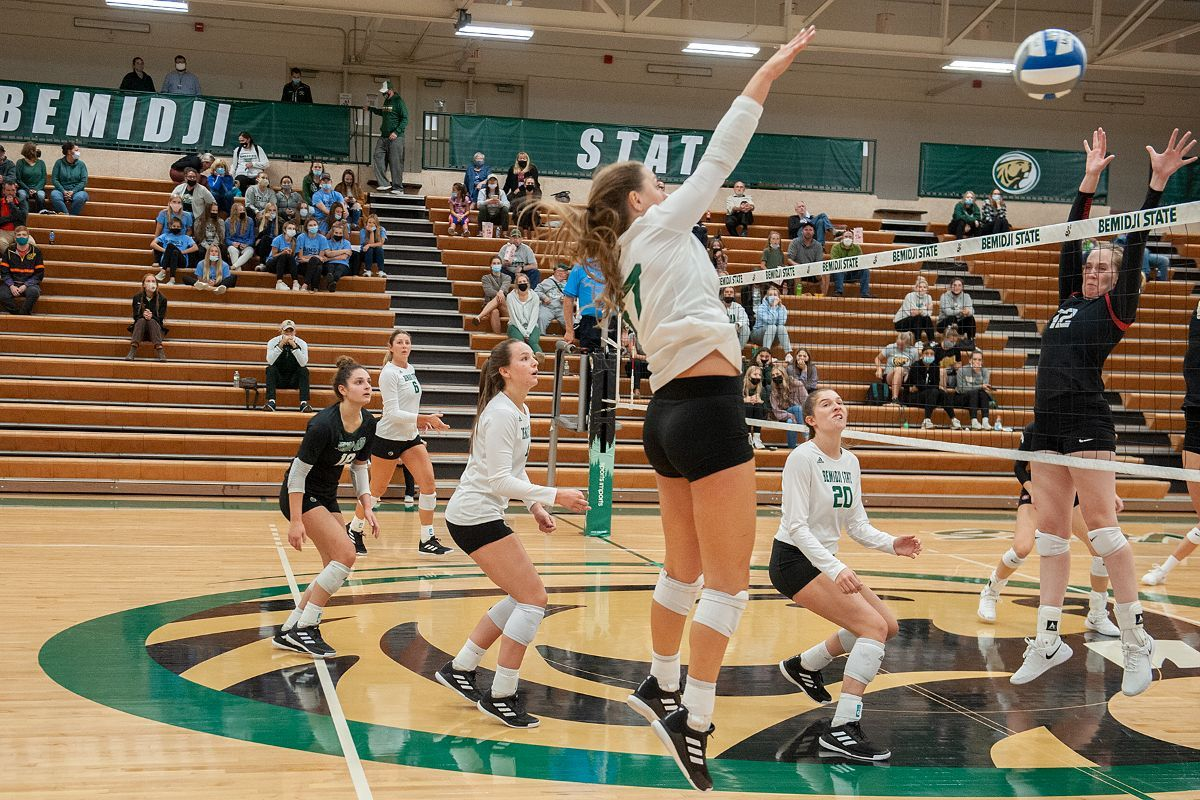 BSU Volleyball hits the road for first NSIC road trip