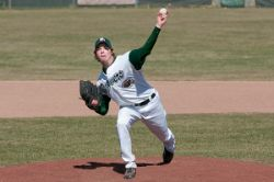 Baseball vs Upper Iowa (April 5, 2012)