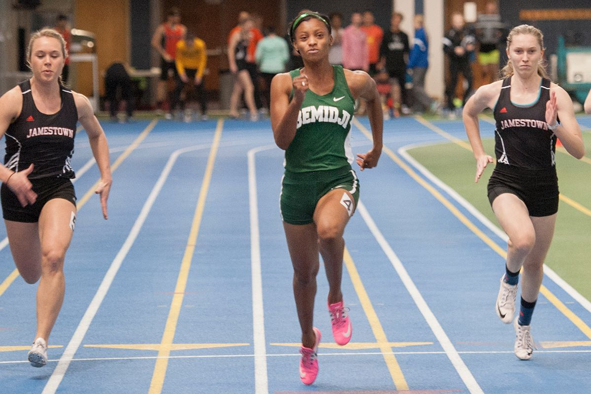 Barker leads BSU at Twin Ports Open