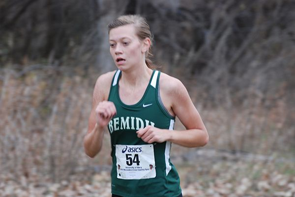 Crummy paces Bemidji State at NSIC Championships