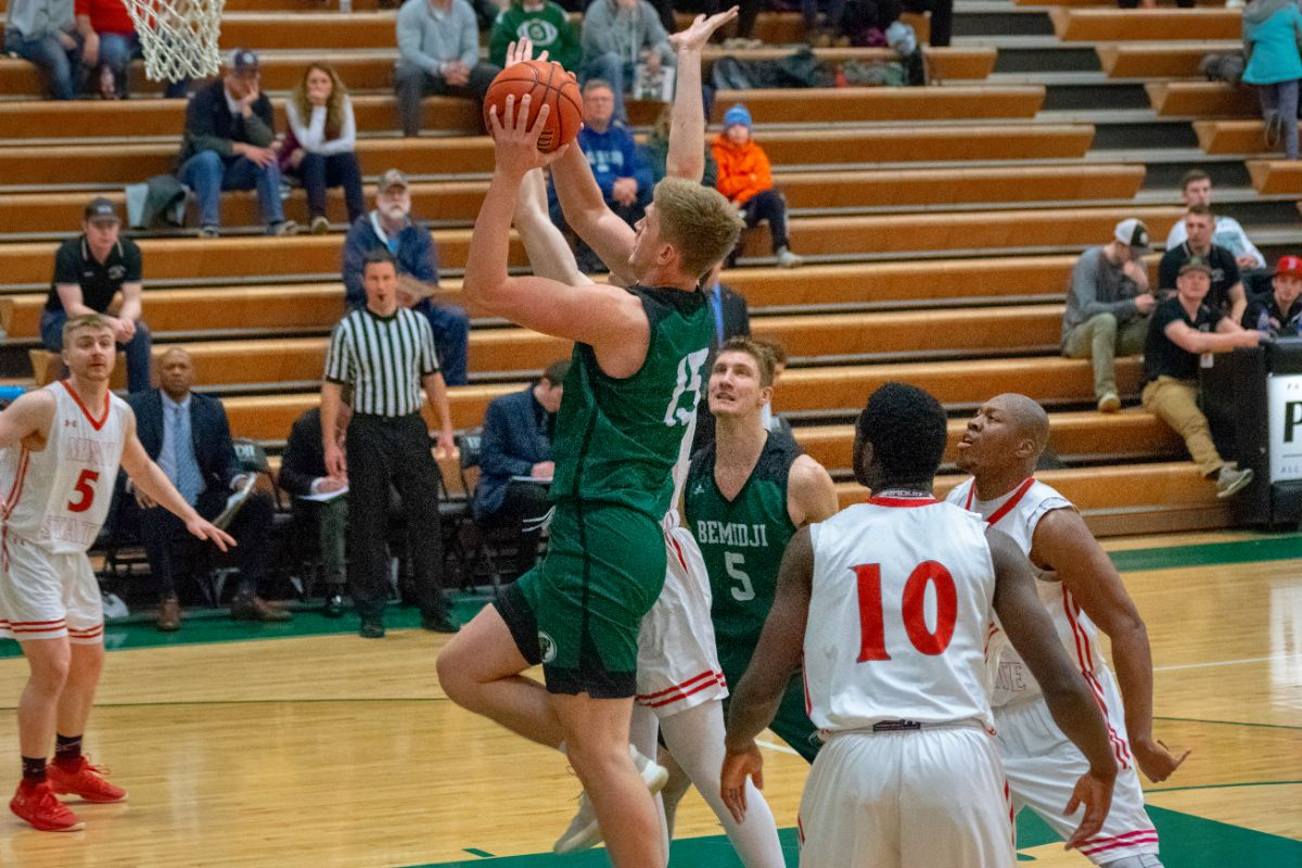 Landwehr double-double not enough in 85-58 BSU loss at SCSU
