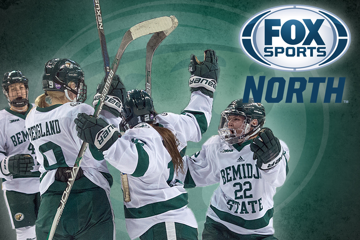 BSU Women's Hockey road series at St. Cloud State to be featured on FSN