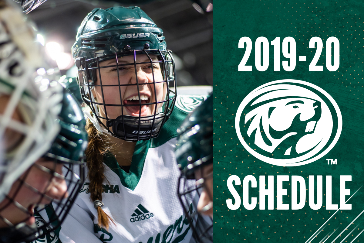 Women's Hockey unveils 2019-20 schedule