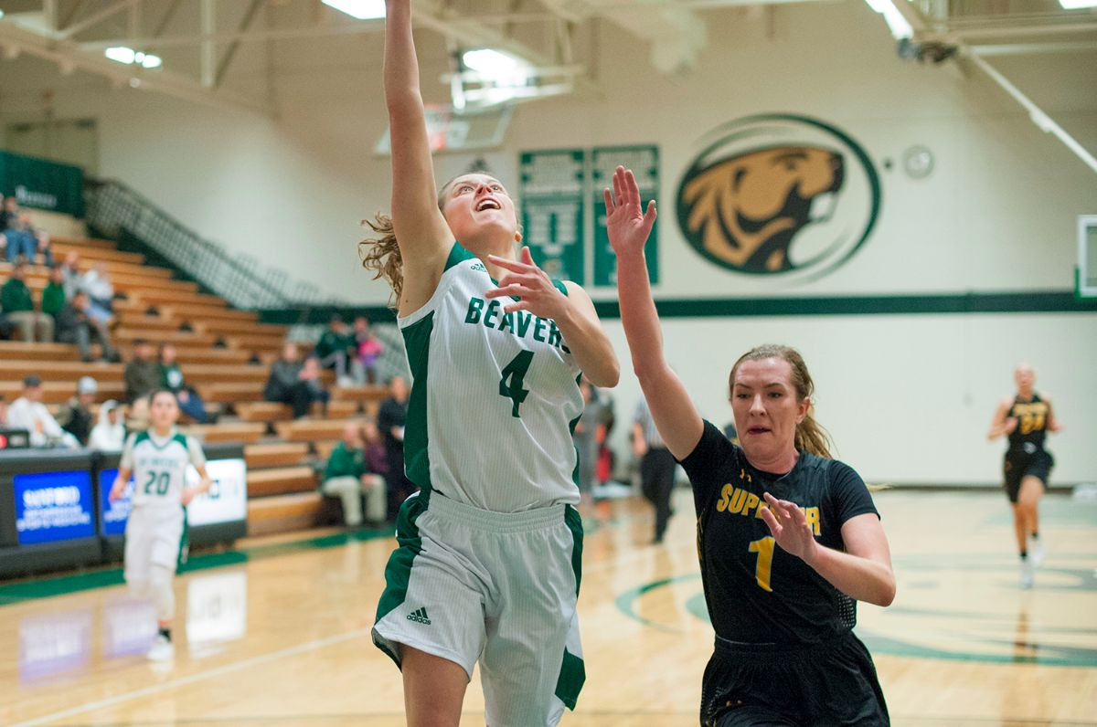 Hot shooting leads Beavers to 80-51 exhibition win over Yellowjackets
