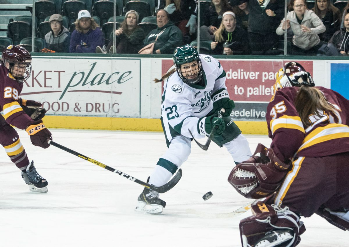 Beavers travel to Duluth with league points at stake
