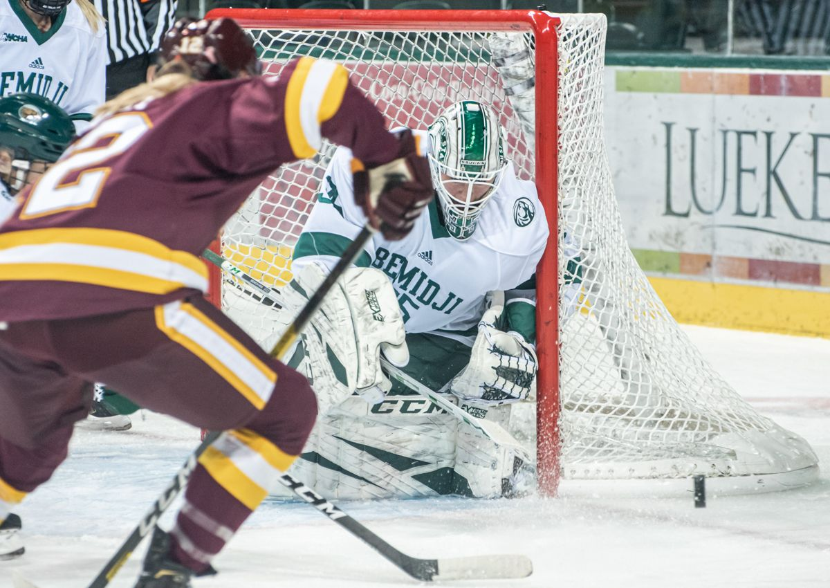No. 9 Bulldogs net overtime winner to earn game one victory