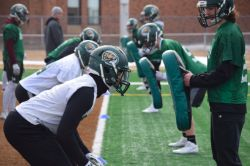 Football Spring Practice (3/22/17)