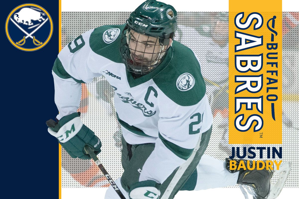 Baudry invited to Buffalo Sabres' Development Camp