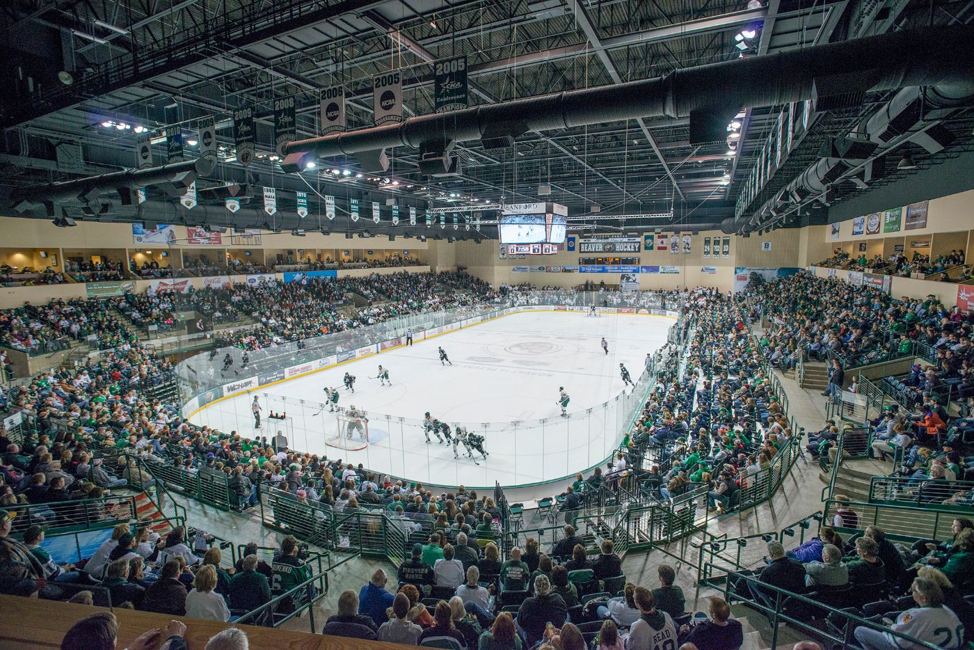 Bemidji State announces intent to explore new men's hockey conference home