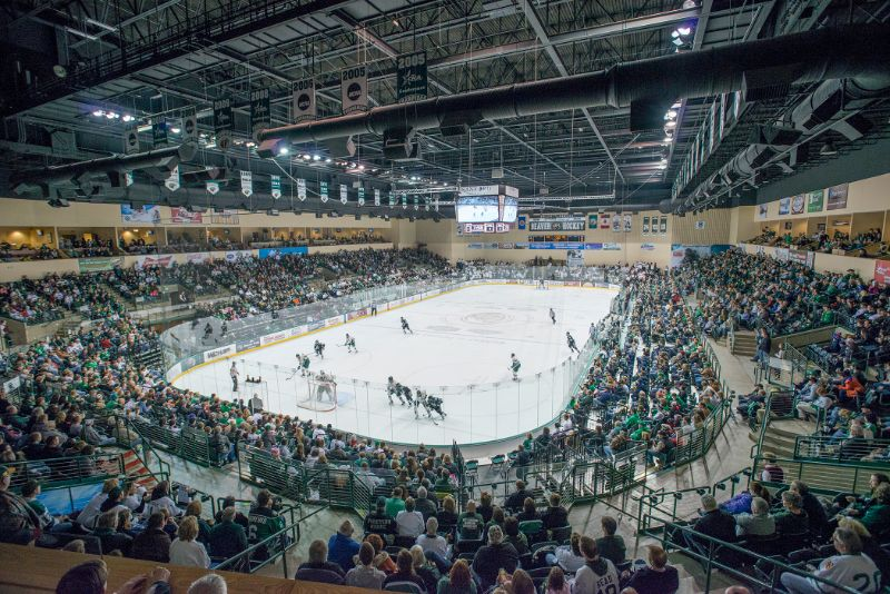 WCHA Men's League Delays Start of 2020-21 Season