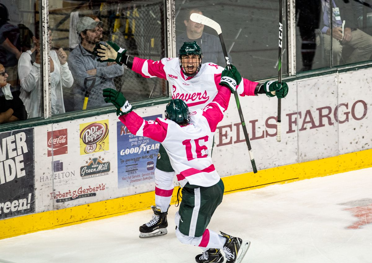Leitner and Bemidji State earn 2-2 draw with No. 7 St. Cloud State
