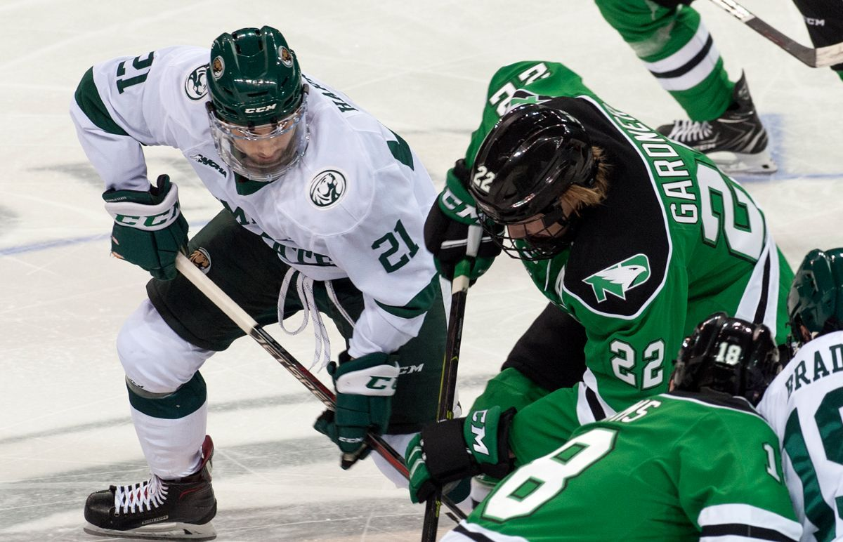 Beavers return to action with trip west for nonconference series at (nr/16) North Dakota