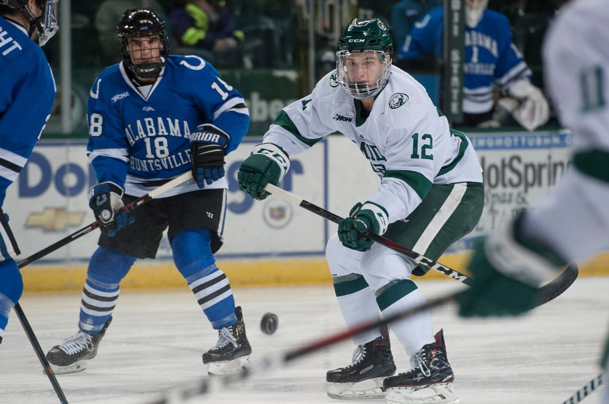 Bemidji State rekindling its rivalry with Alabama-Huntsville this weekend