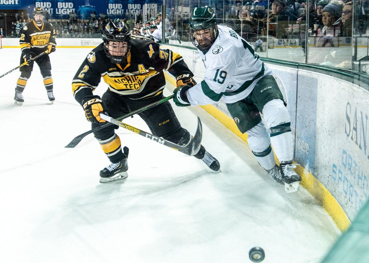 BSU and MTU tie 1-1, Brady and Beavers earn extra point in WCHA standings