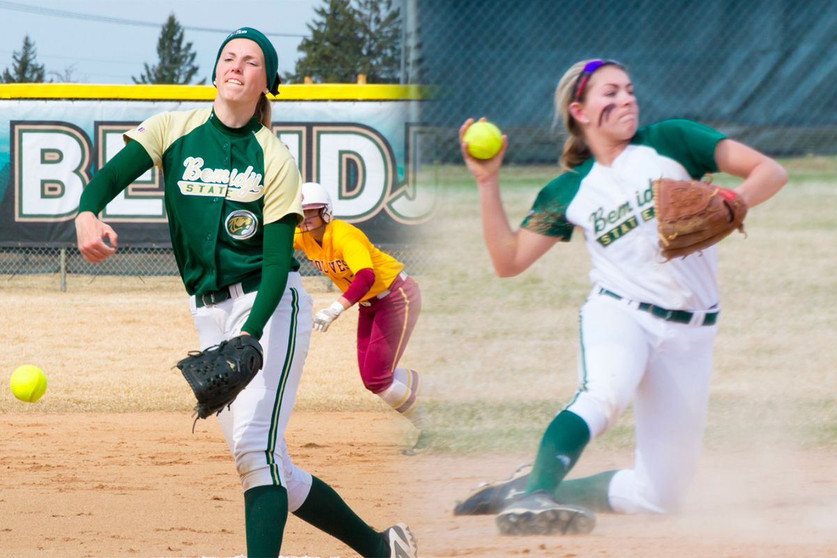 Yost, Phillips each named to NSIC All-Tournament Team