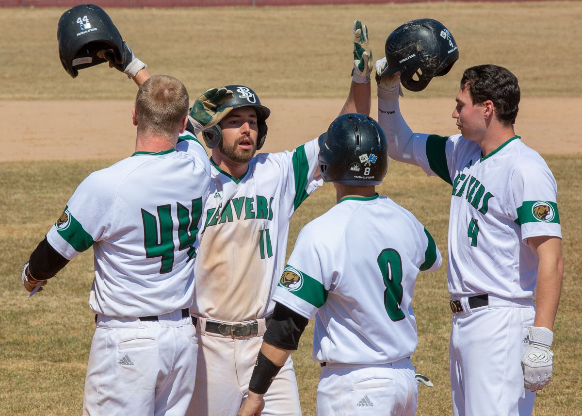 Borg helps walk-off for Bemidji State after two home run day